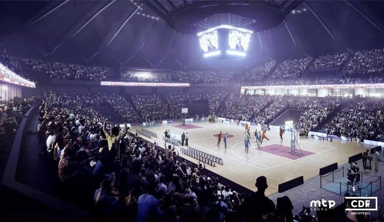 Hala widowiskowo-sportowa Arena w Poznaniu