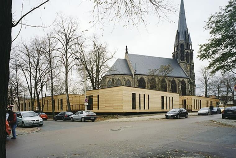 architektura sakralna, niemcy, belgia, kościół, holandia, adaptacja
