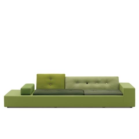sofa Polder; projekt: Hella Jongerius dla Vitra