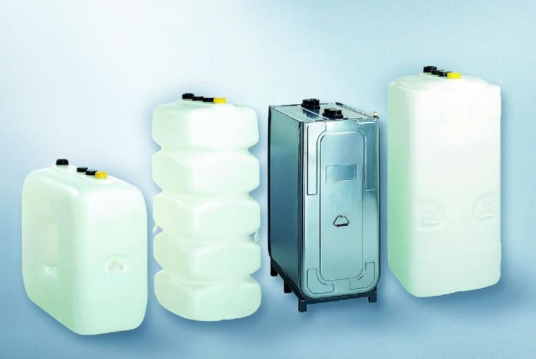 Zbiorniki przeznaczone do przechowywania oleju opałowego w domu wytwarza się z polietylenu lub stali; dostępne są w wersji jedno- lub dwupłaszczowej