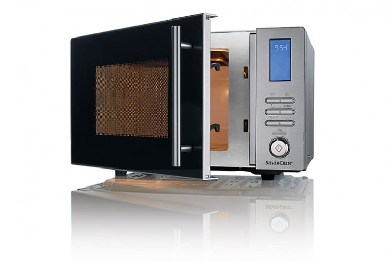 Lidl: Kuchenka mikrofalowa z funkcją grilla 1000 W, 279 zł