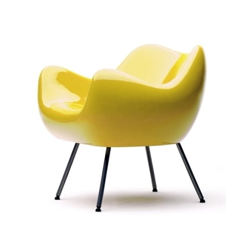 RM58, Roman Modzelewski, fotel, plastik