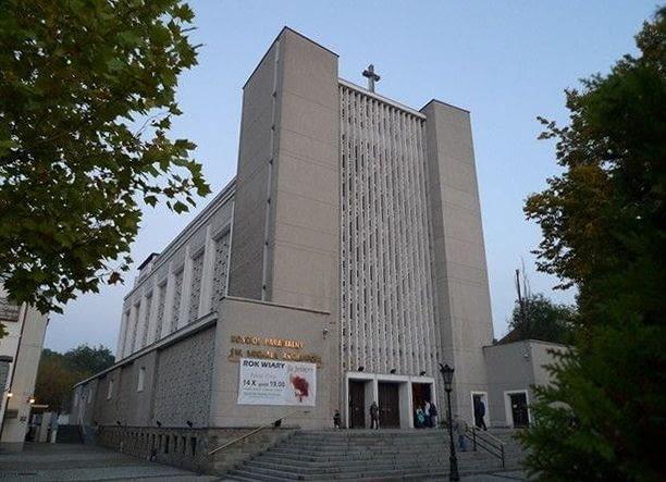 Kościół św. Michała Archanioła w Warszawie (ul. Puławska), fot. Anna Cymer