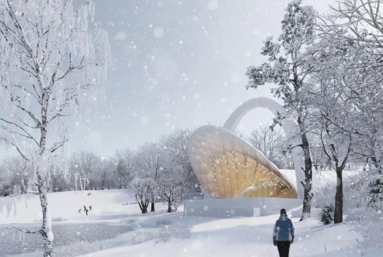 Nowy Amfiteatr, Szczecin, Polska, proj. Flanagan Lawrence, nominacja w kategorii projekty, kultura.