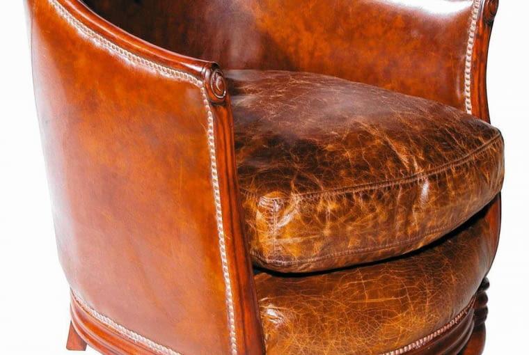 Fotele 2000 zł: fotel Brown, dekoracjadomu.pl