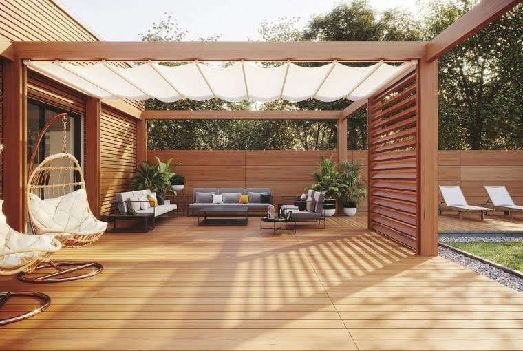 Pomysły na strefę relaksu przy mieszkaniu lub domu