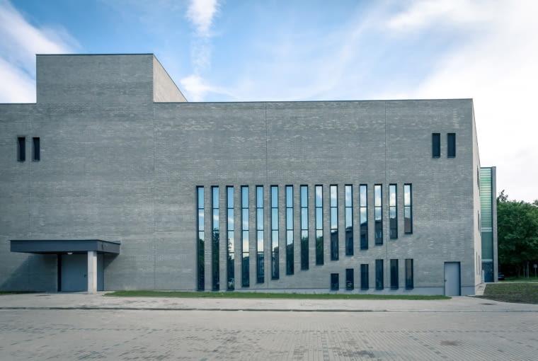 Aula dydaktyczno-widowiskowa Uniwersytetu w Białymstoku