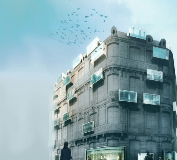 paryż, hotel, fouquet barriere hotel, edouard francois