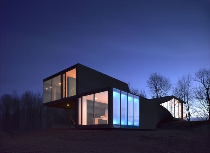 VilLA NM - UNStudio - USA