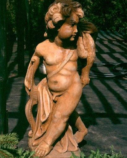 rzeźba ogrodowa,ogród,ozdoby ogrodowe,rzeźby ogrodowe