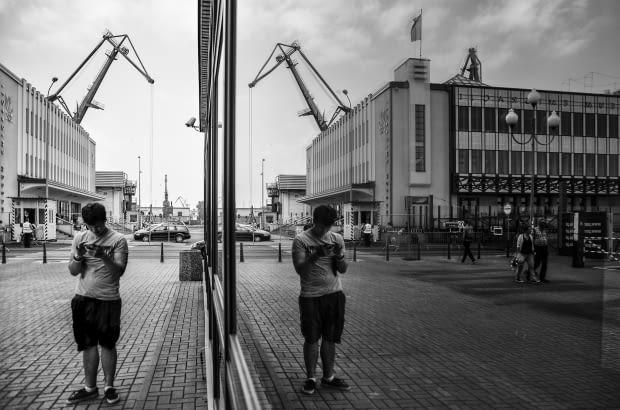 Gdyński Modernizm w Obiektywie - fot. Małgorzata Mielcarska - II nagroda