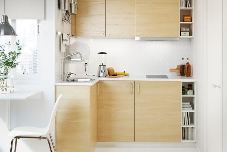 Mala Kuchnia Urzadzona Z Pomyslem 10 Inspirujacych Kuchni Ladny Dom Wnetrza