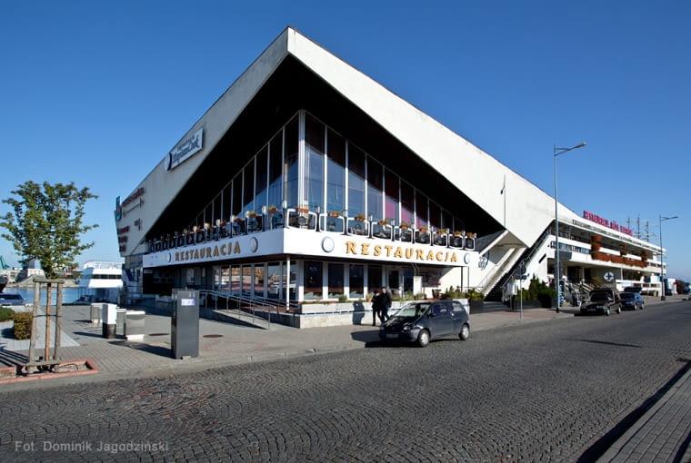 Dworzec Pasażerski Żeglugi Gdańskiej, Al. Jana Pawła II 2