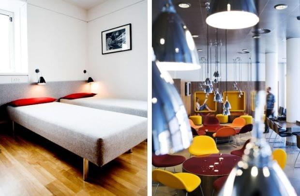 Kopenhaga, Danhostel, hostel