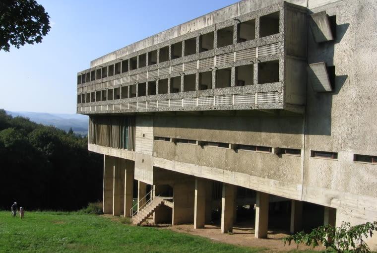 5Couvent Ste Marie de la Tourette, Le Corbusier, Eveux