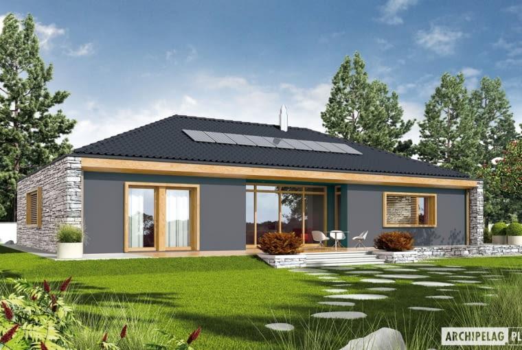 Projekt domu EX 8 G2 (wersja D)