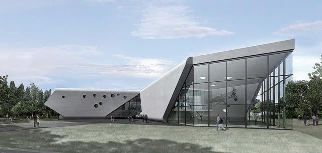 Muzeum Lotnictwa Polskiego, kraków, Pysall.Ruge Architekten