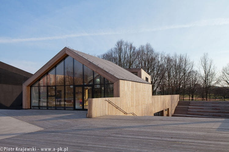 Służewski Dom Kultury, więcej zdjęć na www.a-pk.pl