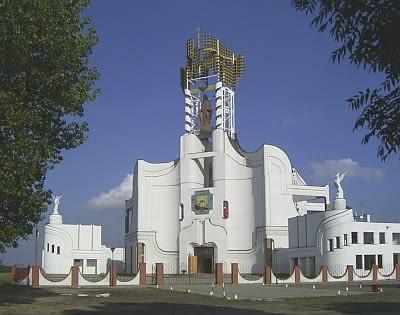 Kościół pw. MB Nieustającej Pomocy w Grajewie