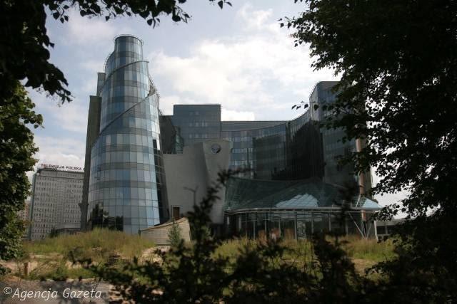 Gmach TVP w Warszawie przy ul. Woronicza