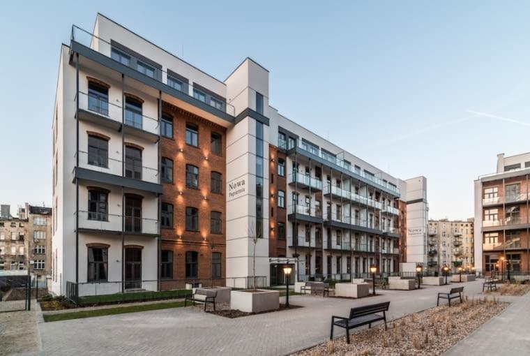 Nowa Papiernia we Wrocławiu. Mieszkania w XIX-wiecznej fabryce papieru