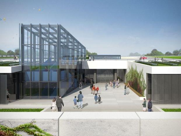 Centrum Edukacji i Sportu w Mysiadle pod Warszawą