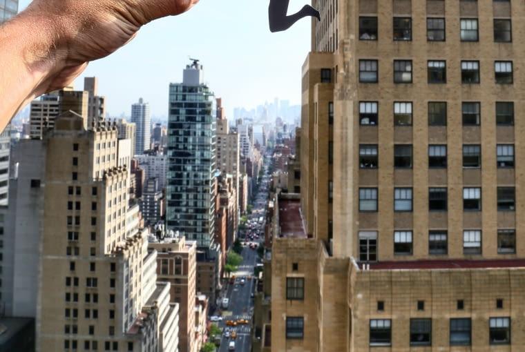 Spiderman, Nowy York, USA