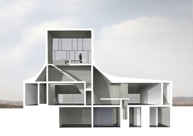 Ordos 100 Alejandro Aravena Architects