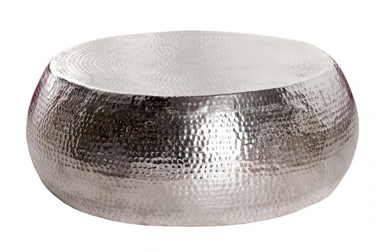 Stolik, aluminium, śr. 90 cm 1429 zł designer.ski