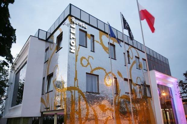 Hotel Ramka w Poznaniu