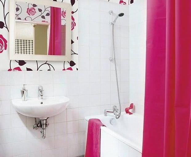 łazienka, aranżacje wnetrz, kolorystyka