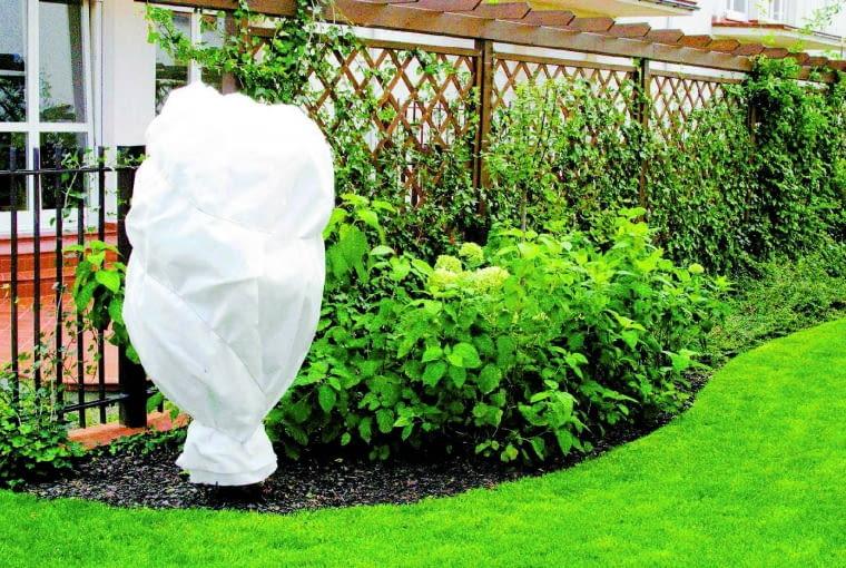 Agrowłóknina jest dobrym izolatorem cieplnym, a dodatkowo przepuszcza powietrze