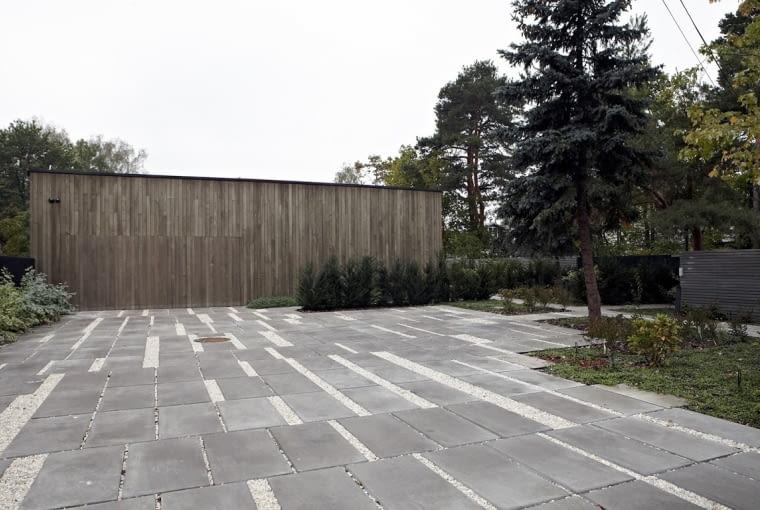 Dom w warszawskim Wawrze