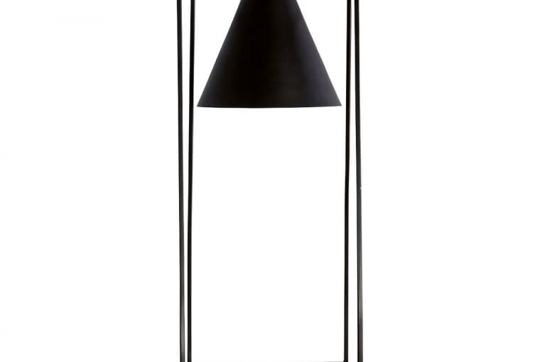 Miejski szyk: Lampion, metal, wys. 42 cm 595 zł agamartin.com