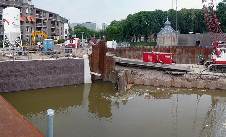 Koryto rzeki Mark zrewitalizowano przy wsparciu rządowego programu 'Przestrzeń dla Rzek', fot. citypolska.com