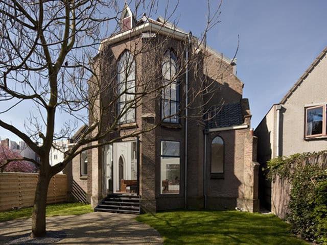 Kościół nowym rodzinnym domem.