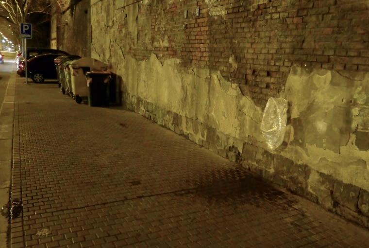 """""""Homeless"""", Praga, Czechy 2014"""