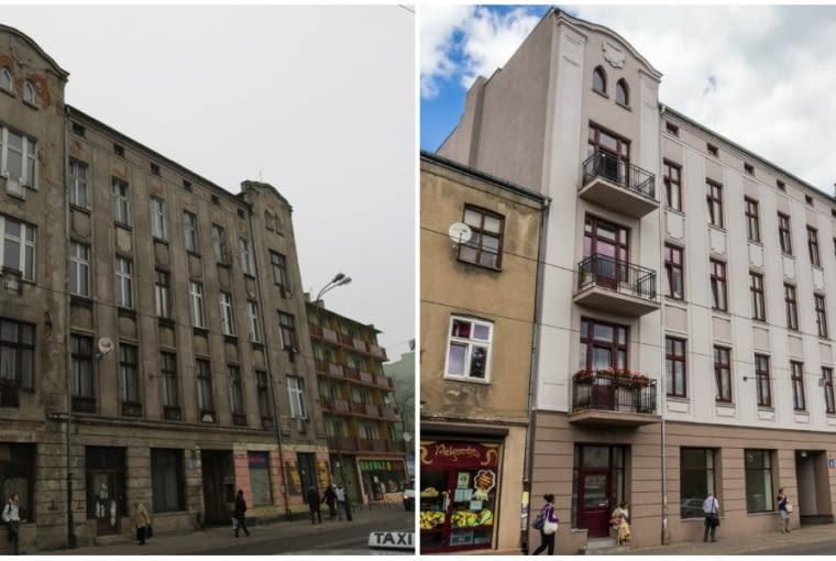 Rewitalizacja ulicy Zielonej w Łodzi