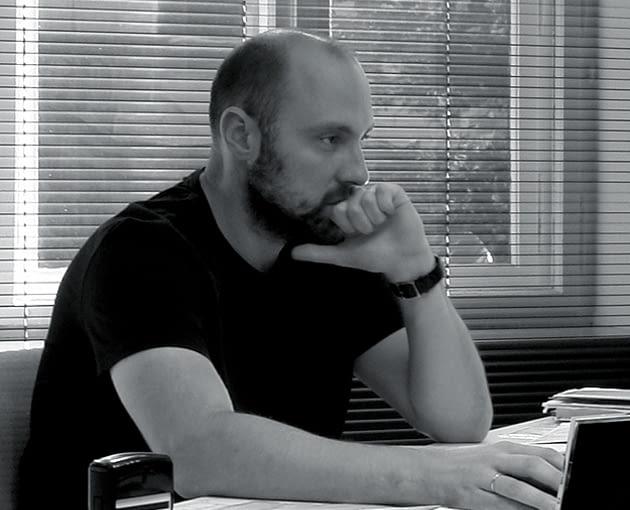 Architekt Rafał Łosiak