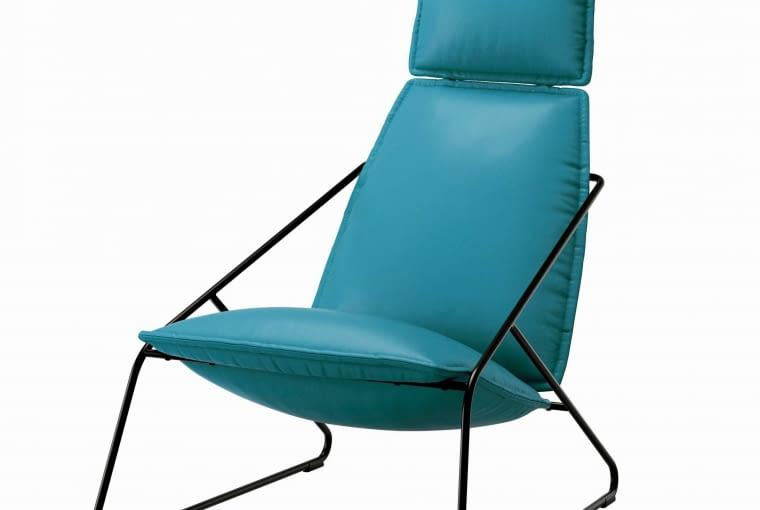 Fotele do 1000 zł: fotel Villstad, IKEA, 799 zł