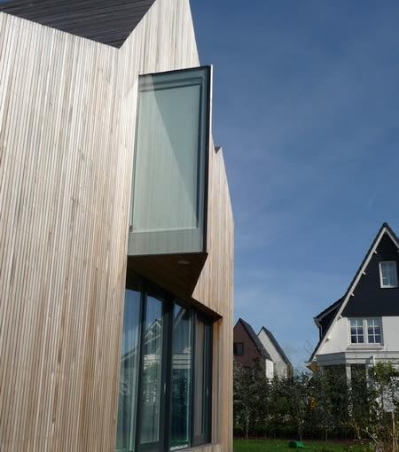 House Bierings, Rocha-Tombal Architekten, holandia, dom jednorodzinny