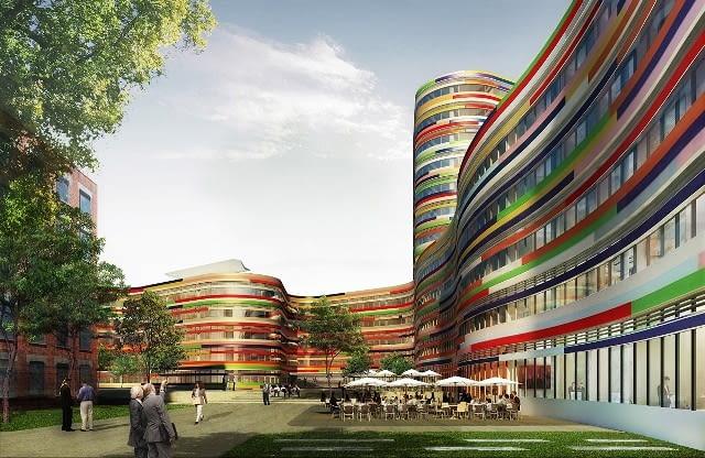 Ministerstwo Transportu, Budownictwa i Rozwoju Miast w Hamburgu