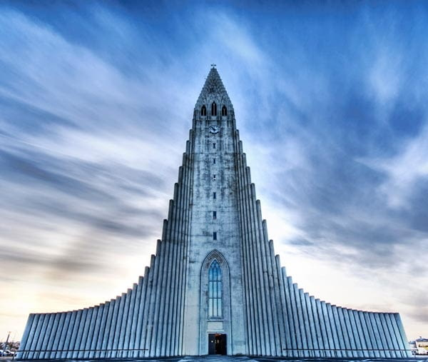 niemcy, ciekawostki, kościół, kaplica, islandia, dania, usa