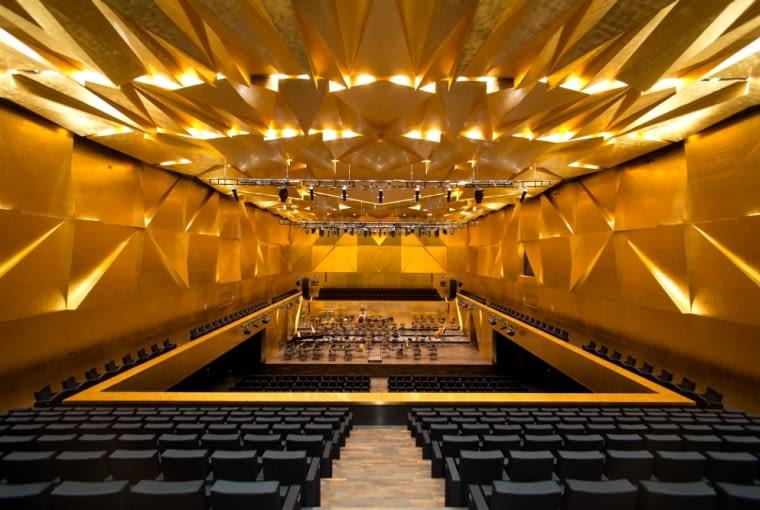 Filharmonia w Szczecinie - sala symfoniczna