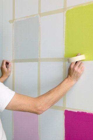 Malujemy barwną mozaikę
