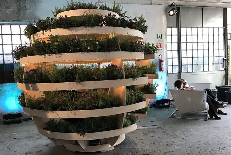 ikea festival, the growroom