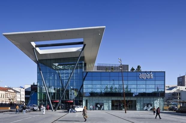 Wystawa poświęcona Współczesnej Architekturze Słowacji 1989-2013 w fotografiach L'ubo i Moniki Stacho