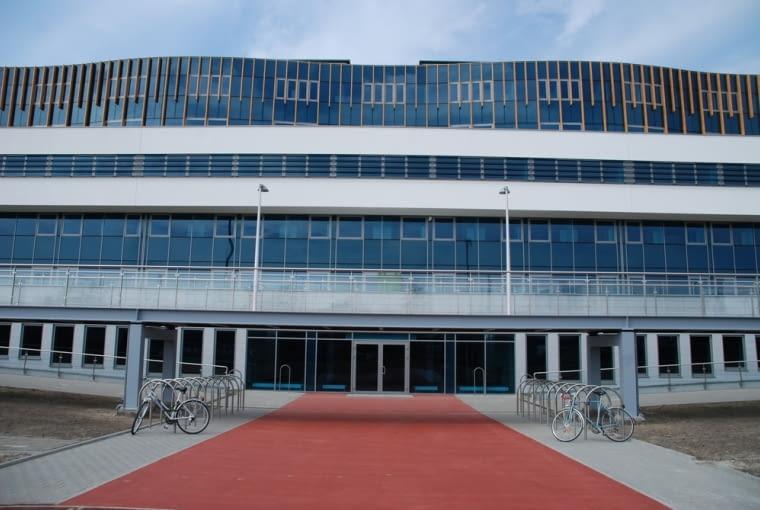 Nowy budynek AWF w Poznaniu