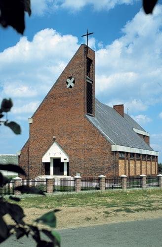 Parafia pw. Miłosierdzia Bożego w Łęgu Starościńskim