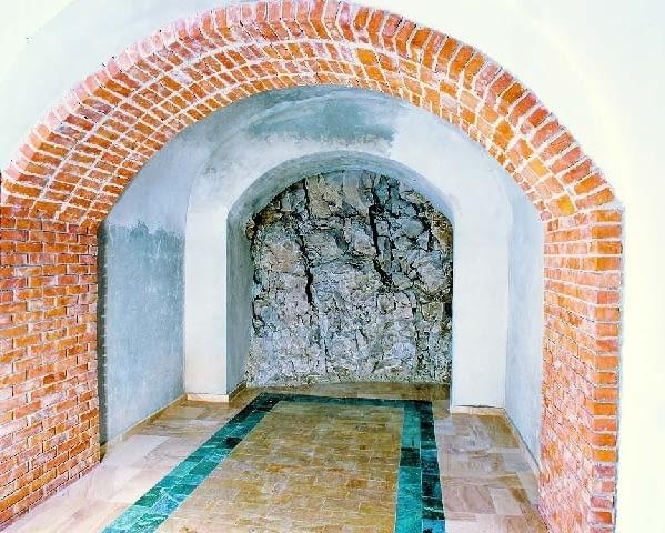 dom jednorodzinny, Kazimierz, przebudowa, piwnica